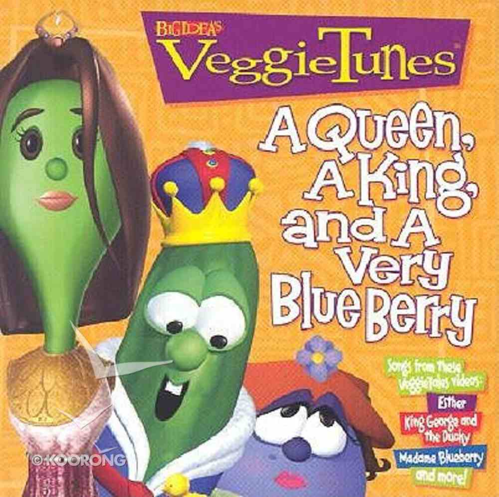 Veggie Tunes #03 (Veggie Tales Music Series) CD