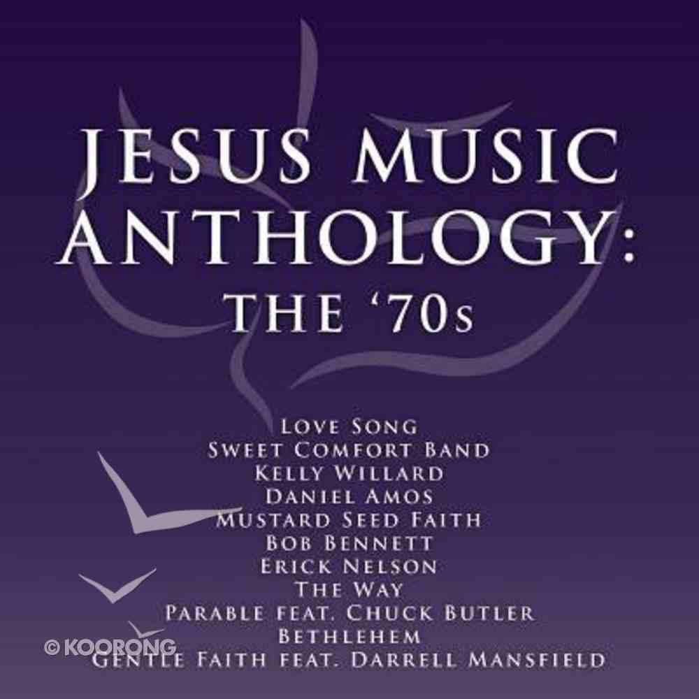 Jesus Music Anthology CD