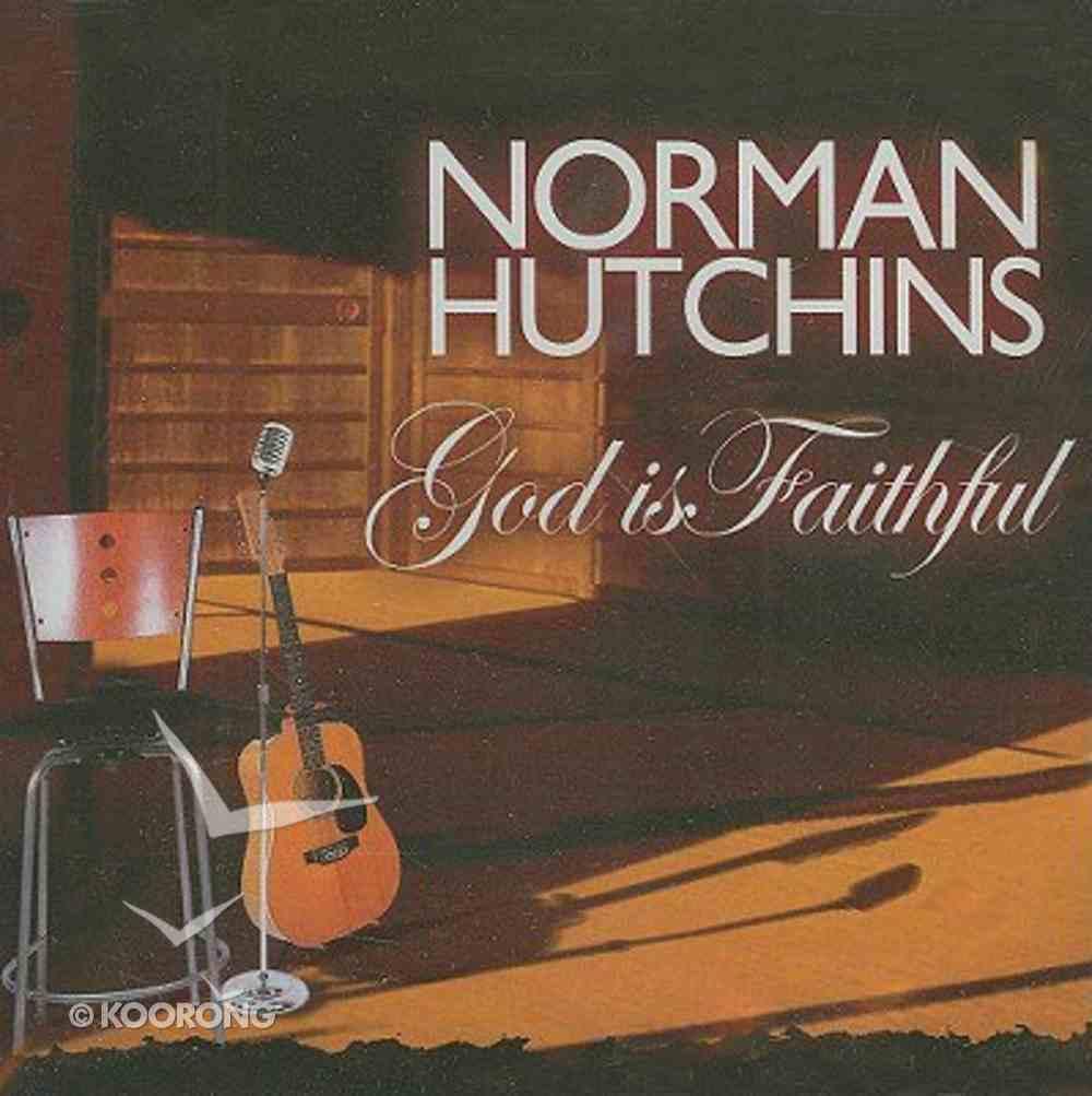 God is Faithful CD
