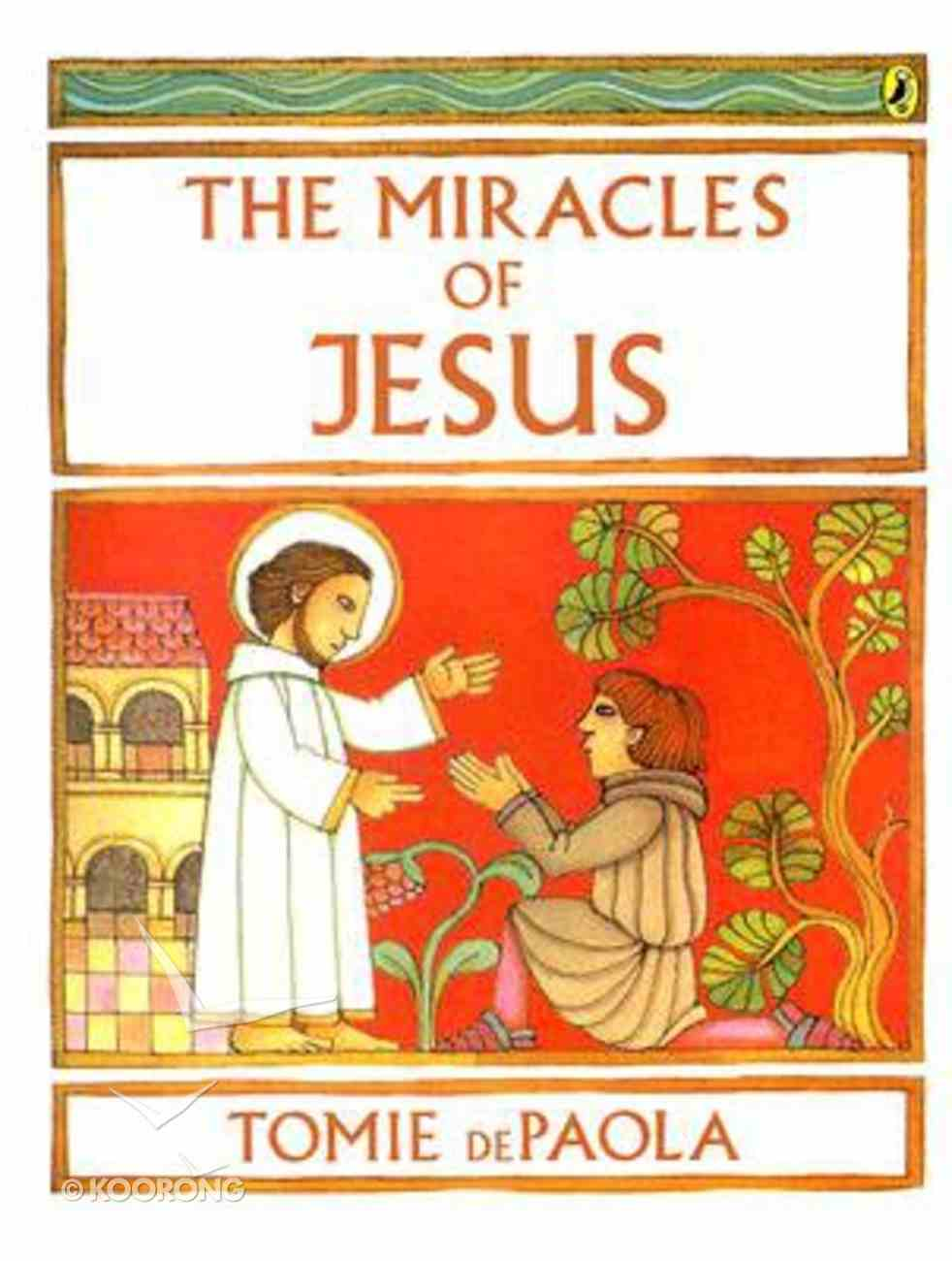 The Miracles of Jesus Paperback
