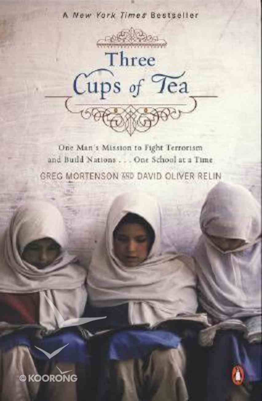 Three Cups of Tea Paperback