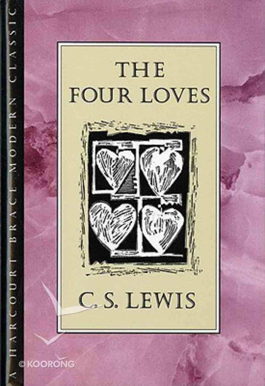 The Four Loves Hardback