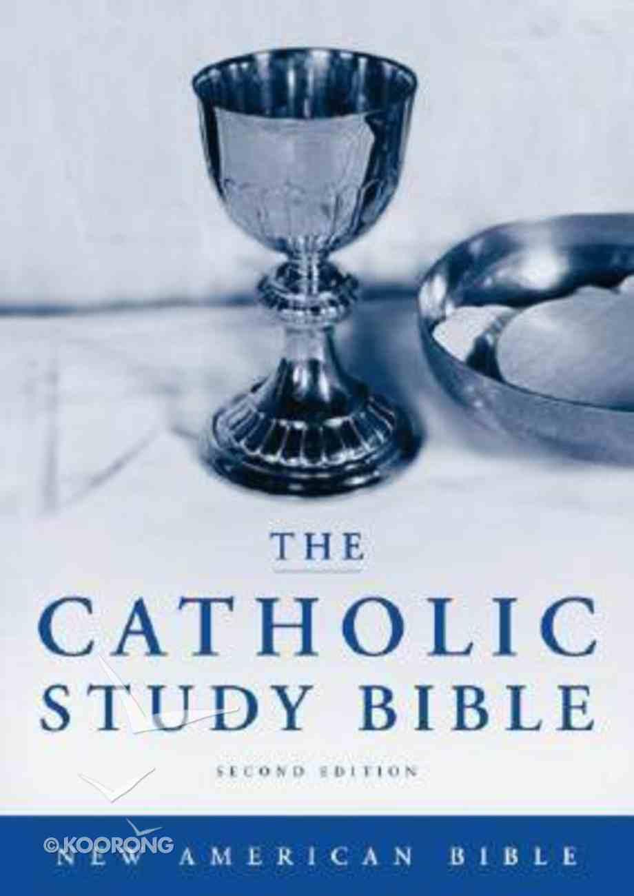 Nab Catholic Study Bible (2nd Ed) Paperback