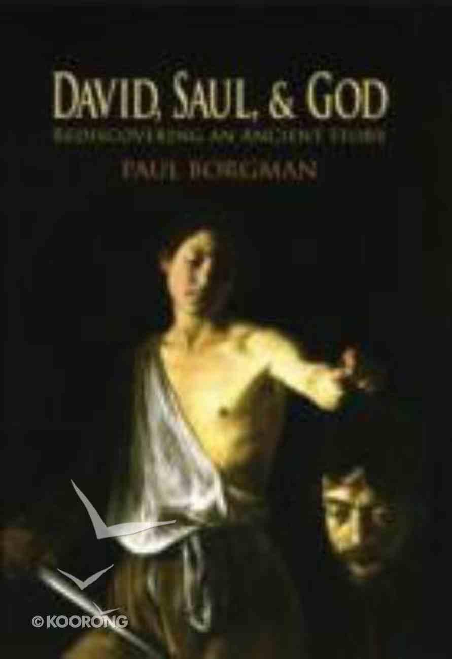 David, Saul and God Hardback