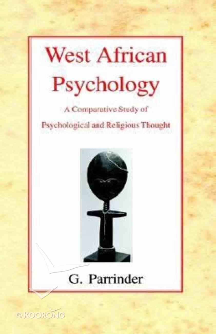 West African Psychology Hardback