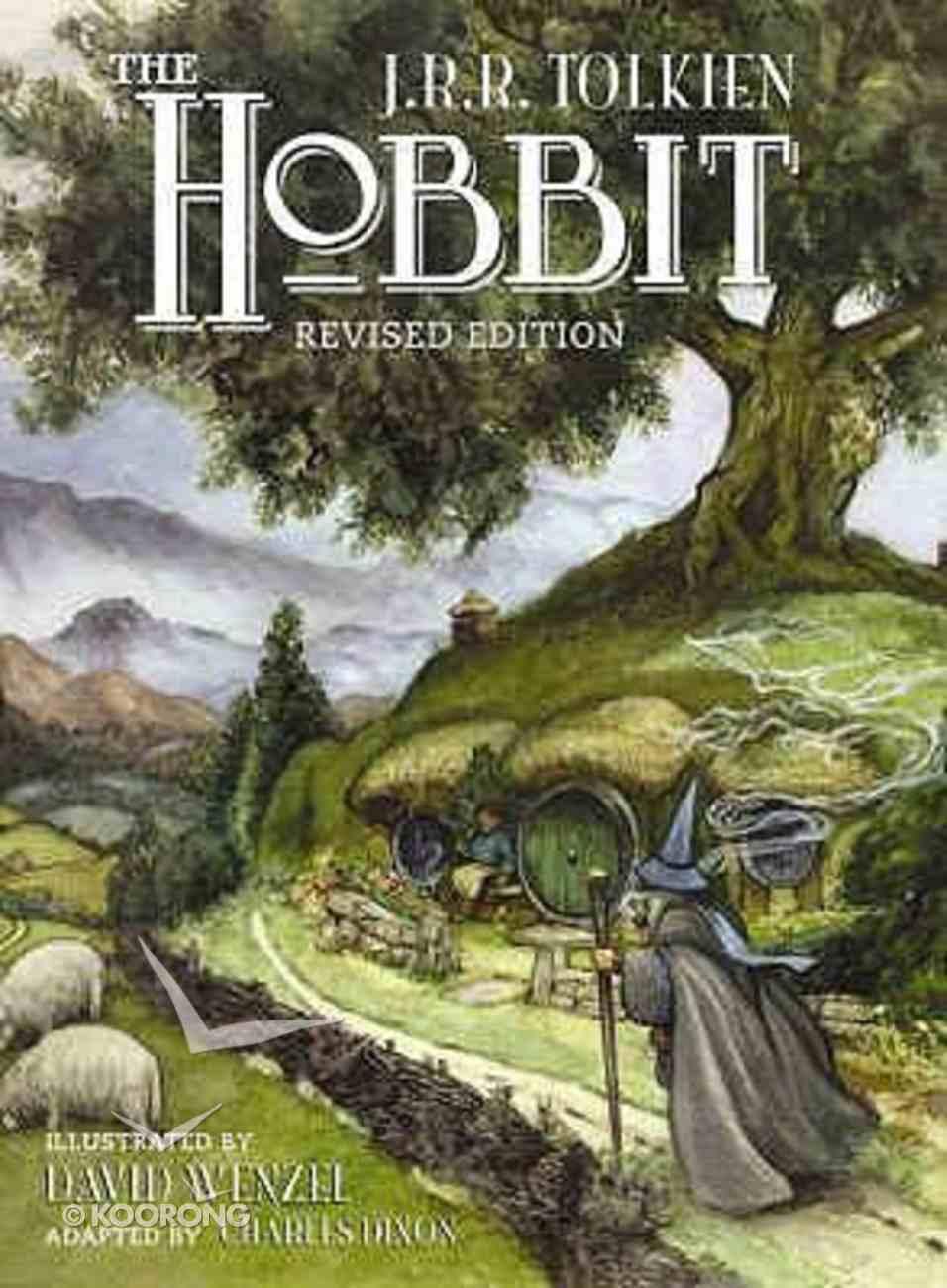 The Hobbit (Graphic Novel) Paperback