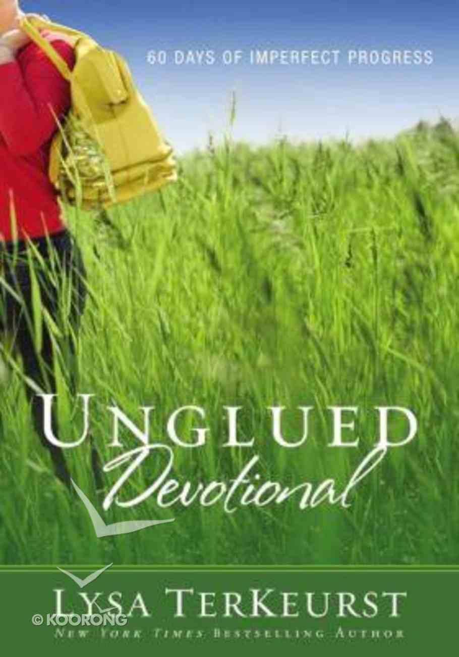 Unglued Devotional Paperback