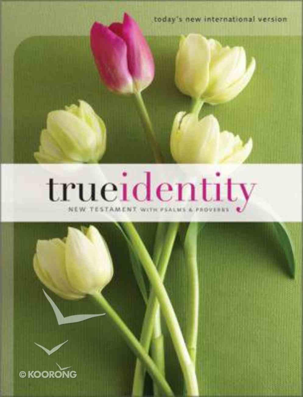 TNIV True Identity New Testament For Women Paperback