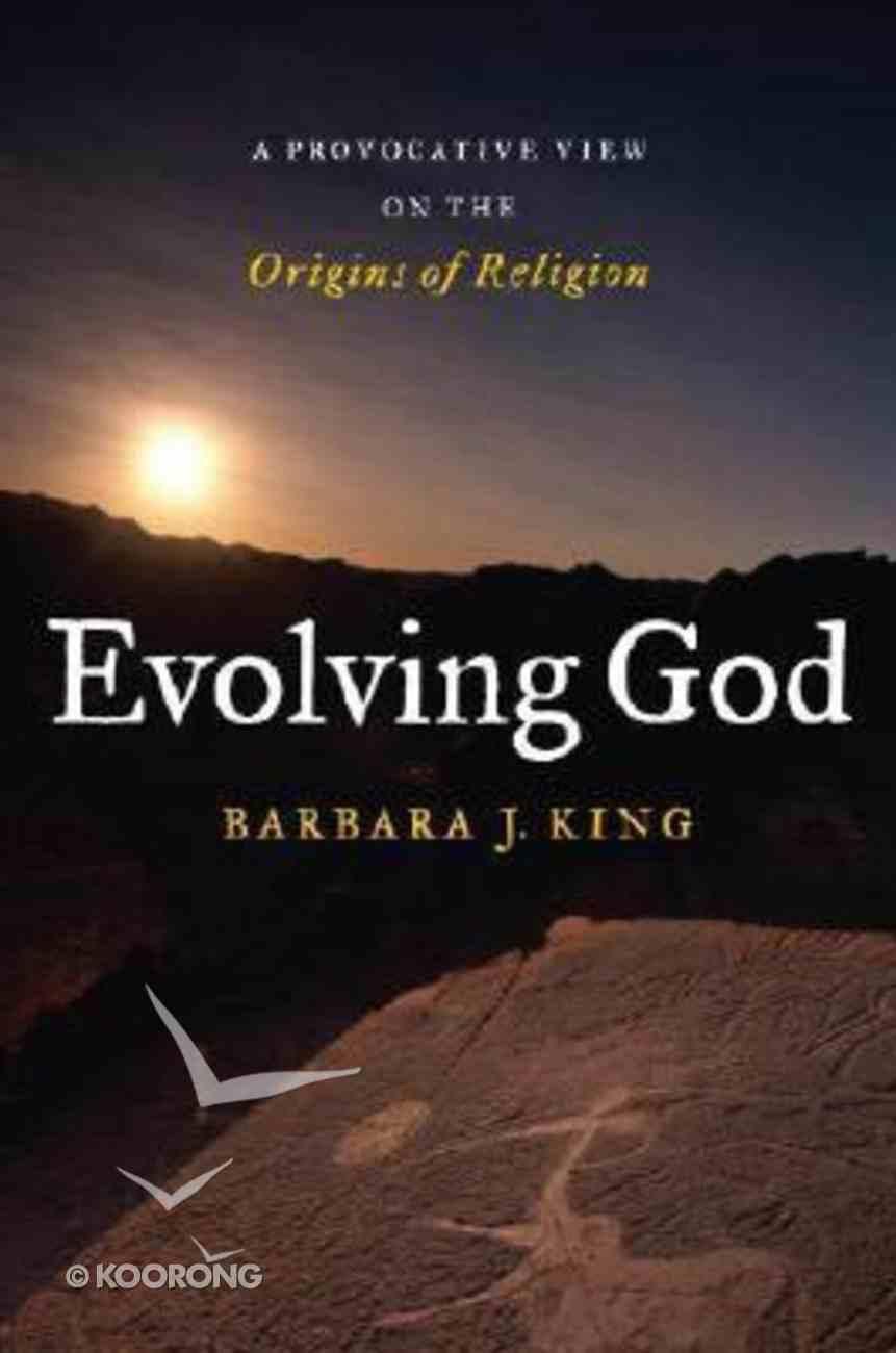 Evolving God Hardback