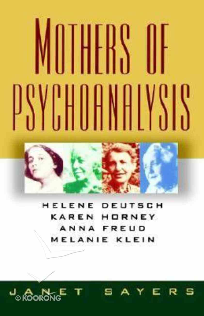 Mother of Psychoanalysis Paperback