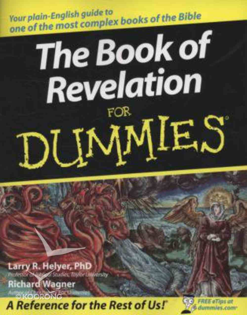 The Book of Revelation For Dummies Paperback