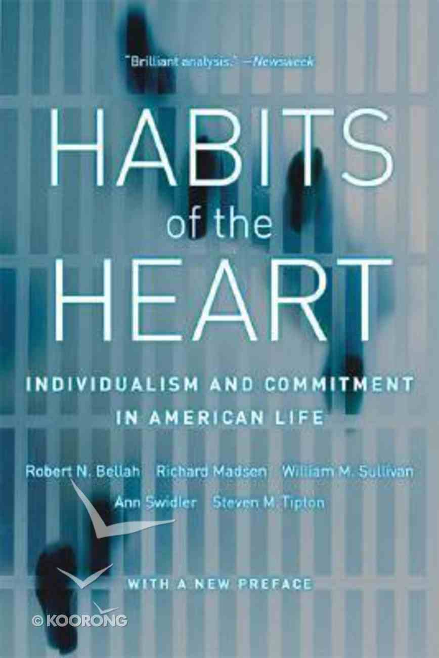 Habits of the Heart Paperback