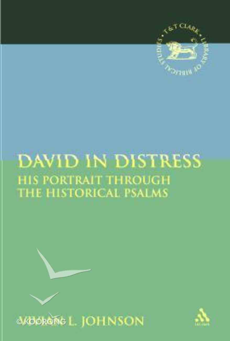 David in Distress Hardback