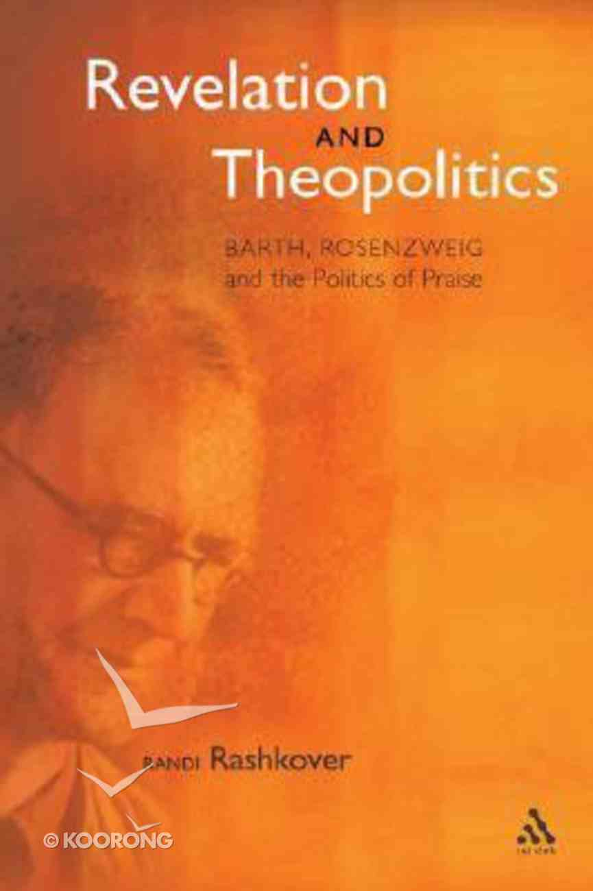 Revelation and Theopolitics Hardback