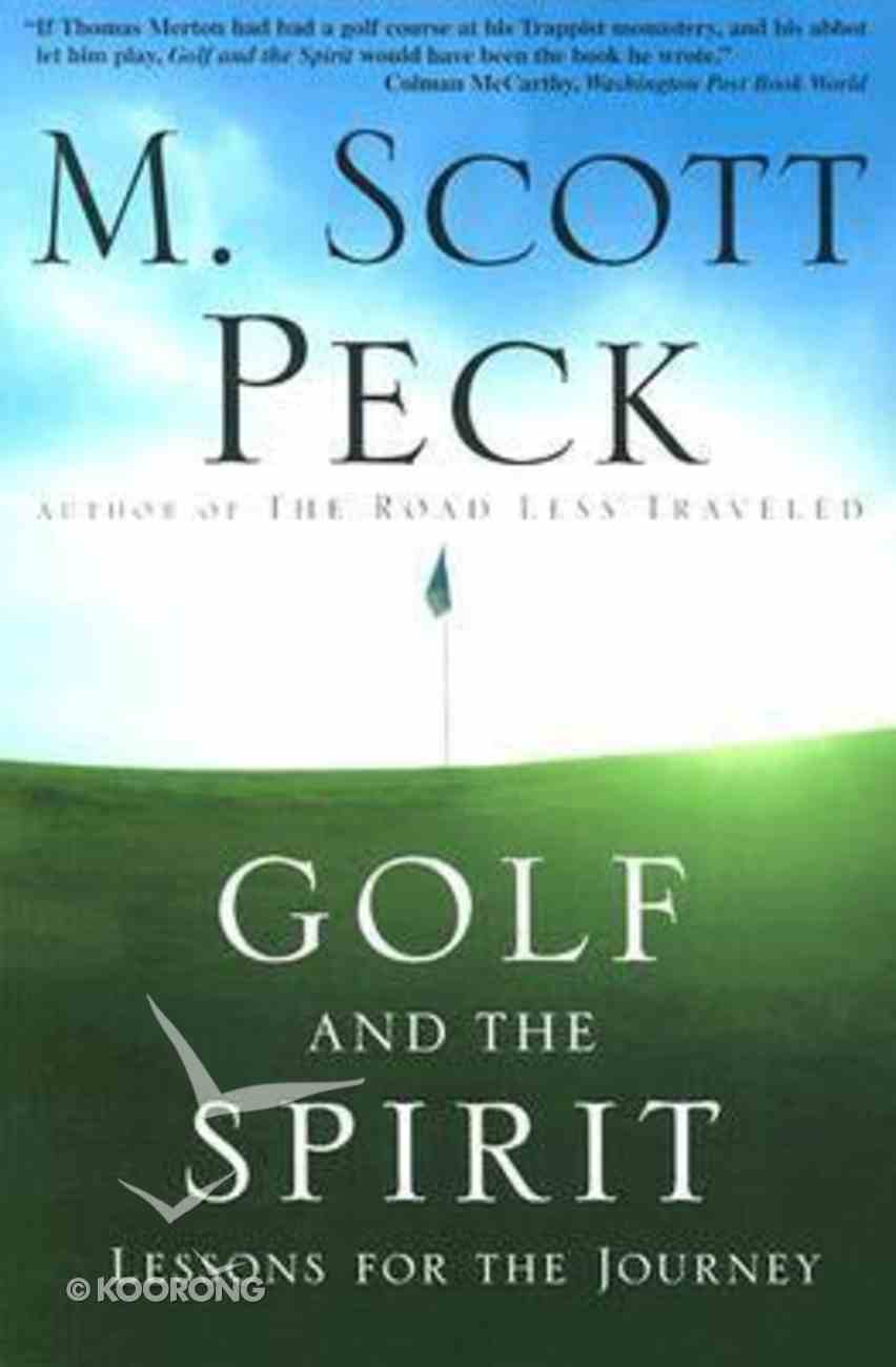 Golf and the Spirit Paperback