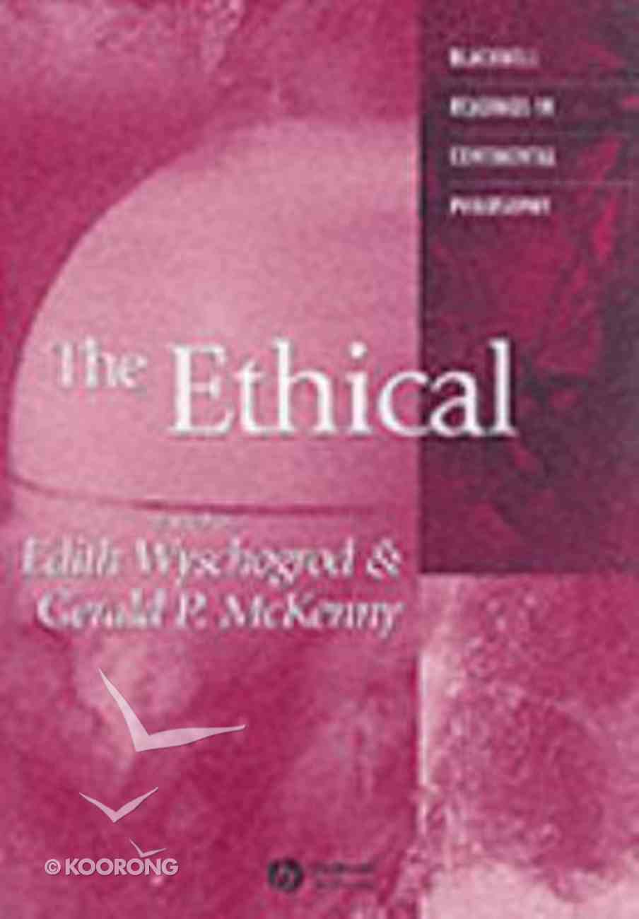 The Ethical Paperback
