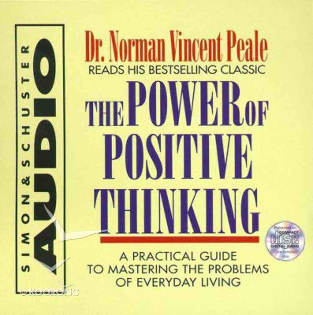 The Power of Positive Thinking CD