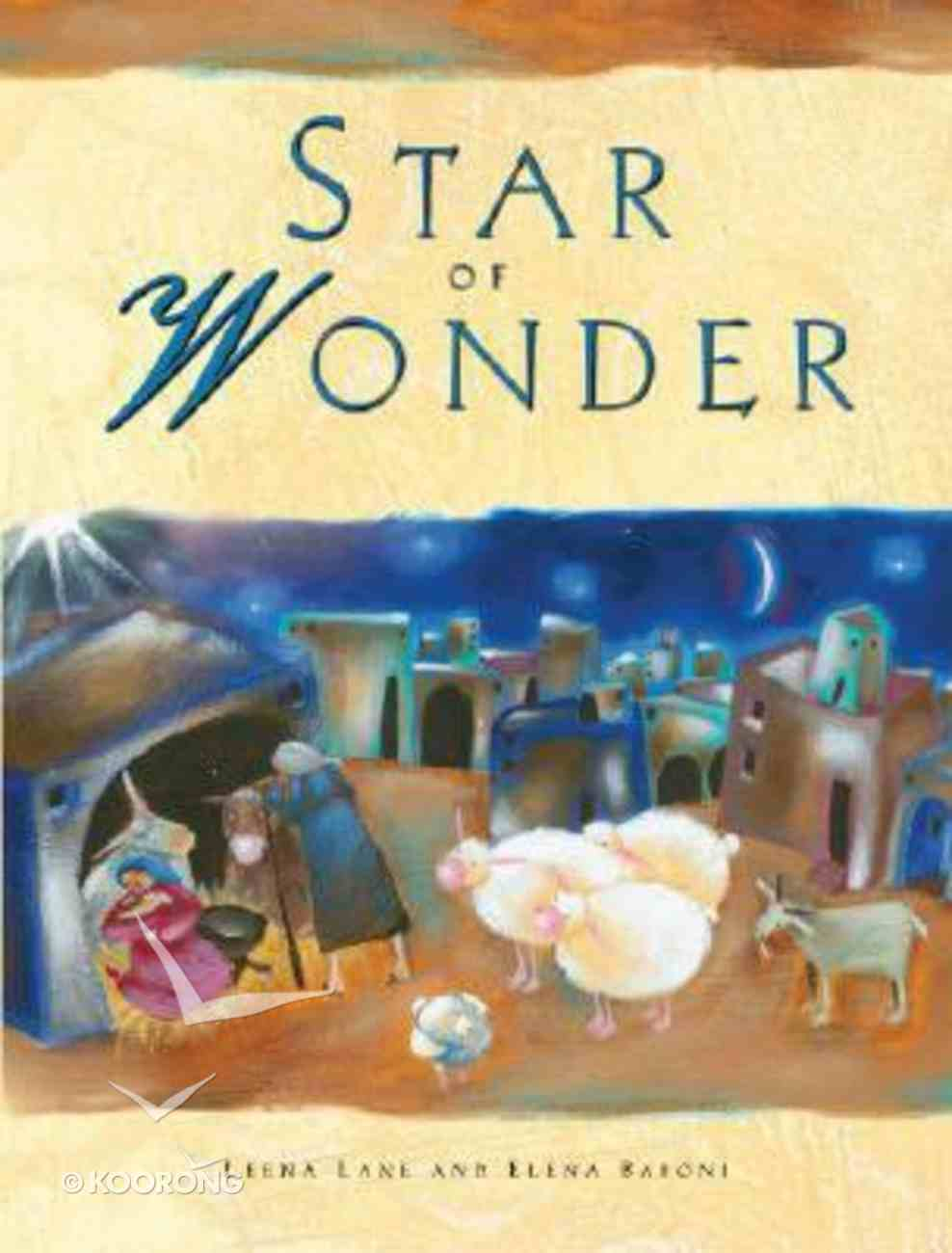 Star of Wonder Hardback