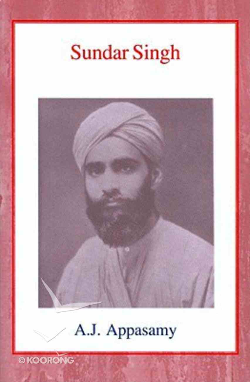Sundar Singh Paperback