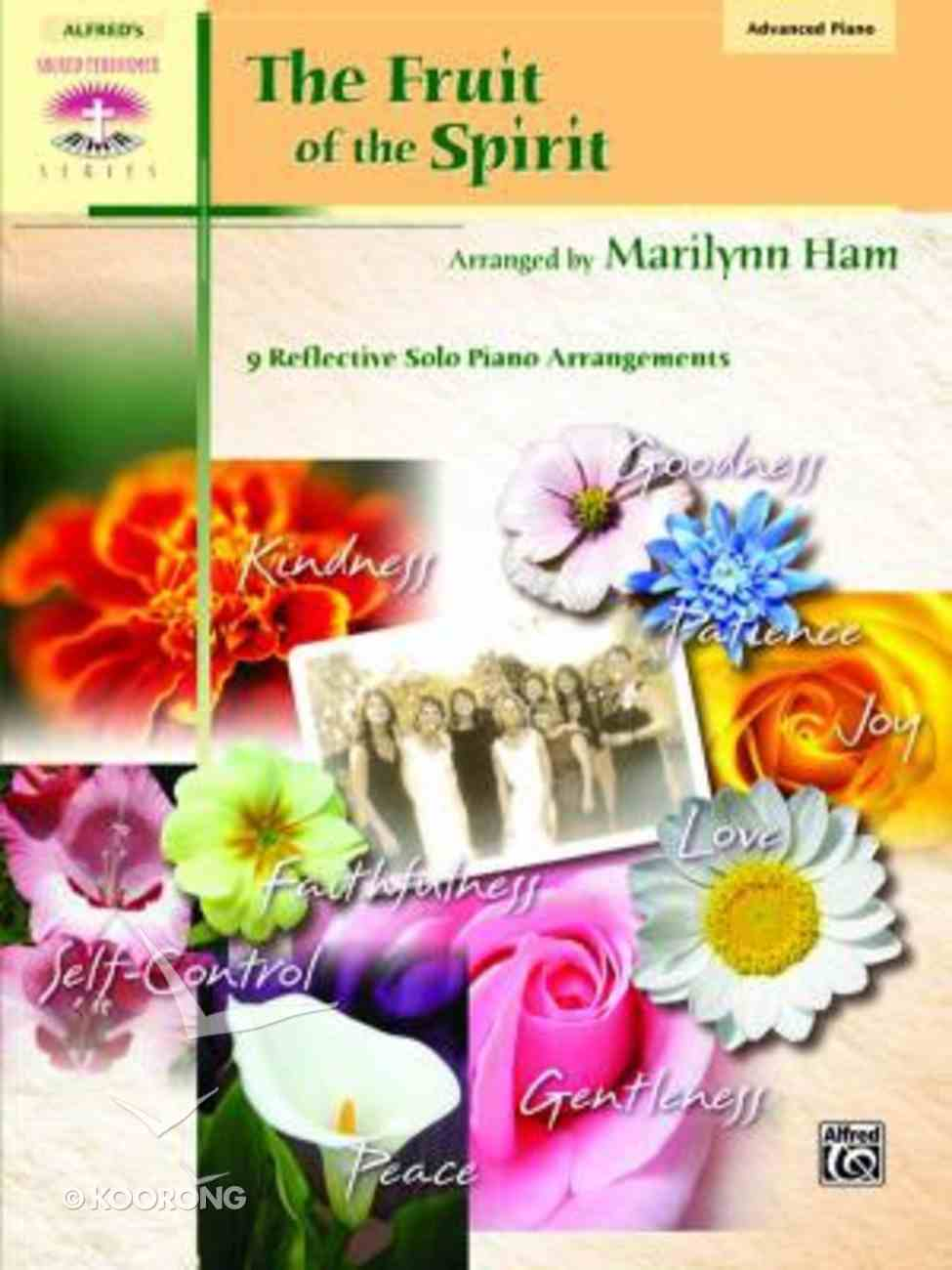 The Fruit of the Spirit (Music Book) Paperback