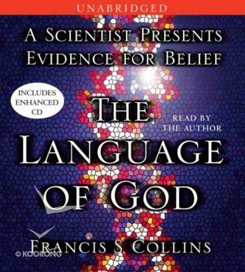 The Language of God CD