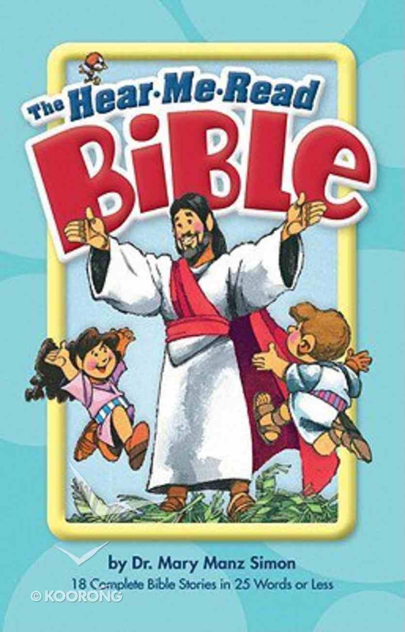 The Hear Me Read Bible Hardback