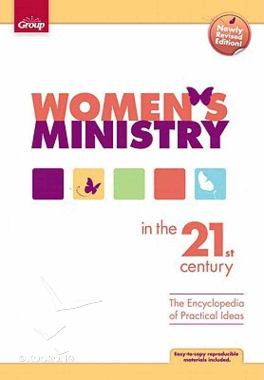 Women's Ministry in the 21St Century Paperback