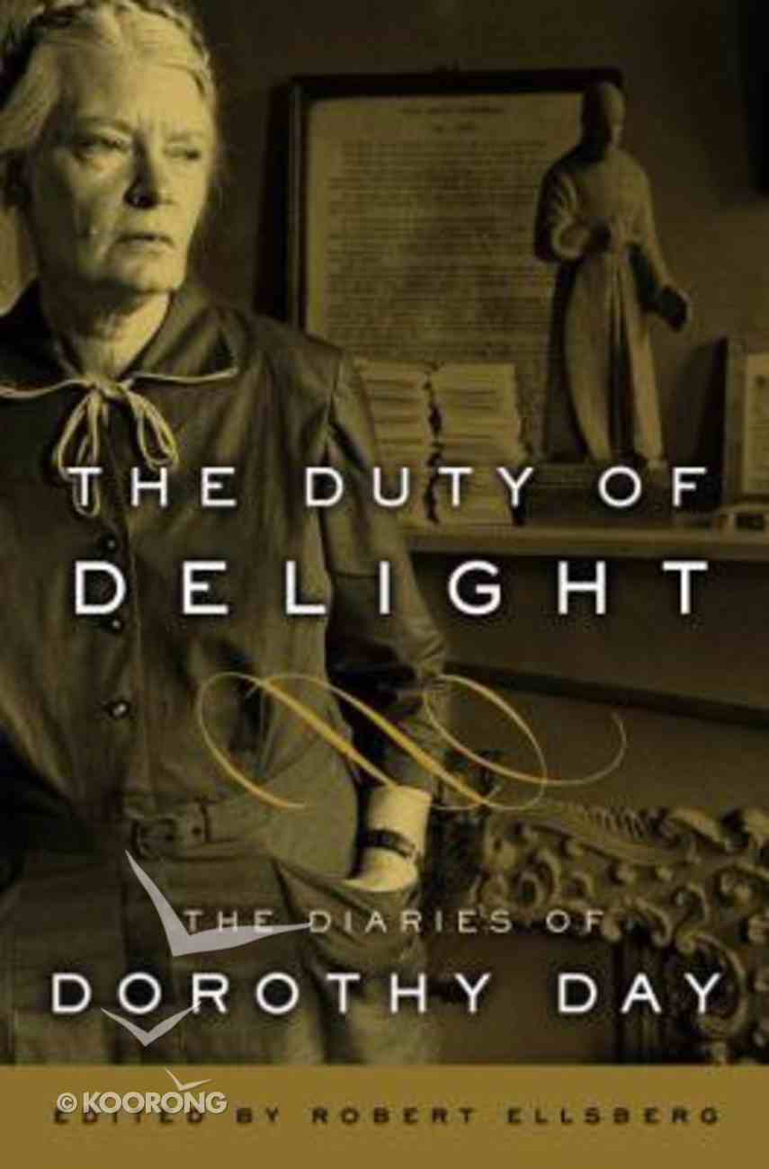 The Duty of Delight Paperback
