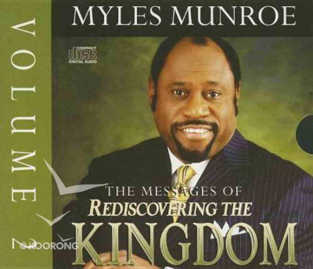 Rediscovering the Kingdom (Volume 2) CD