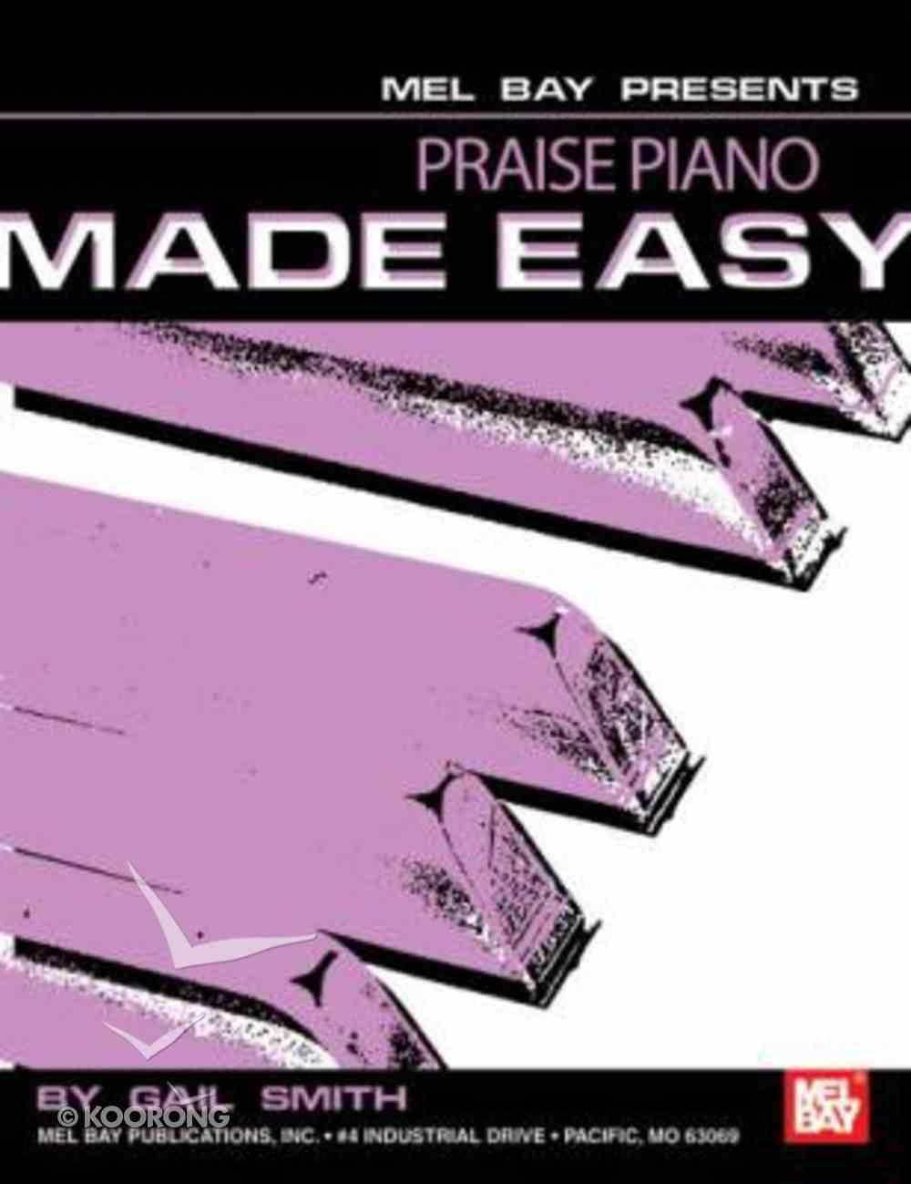 Praise Piano Made Easy Paperback