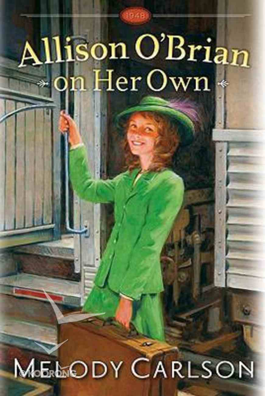 Allison O'brian on Her Own, (4in1) Hardback