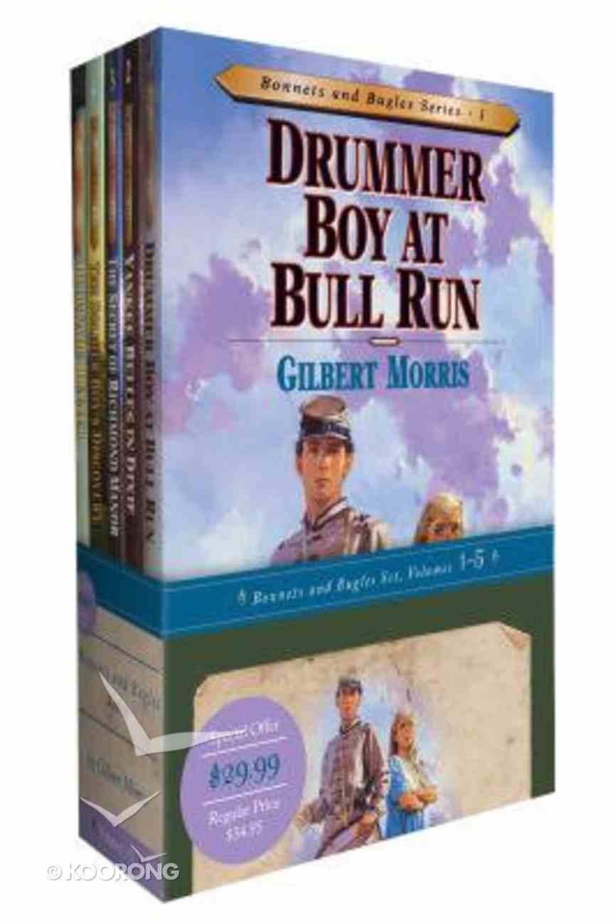 Bonnets & Bugles Series Books 1-5 (Bonnets & Bugles Series) Paperback