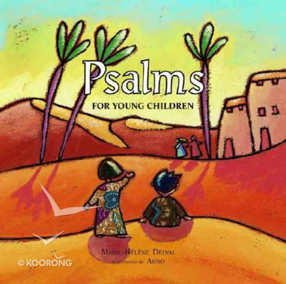 Psalms For Young Children Hardback