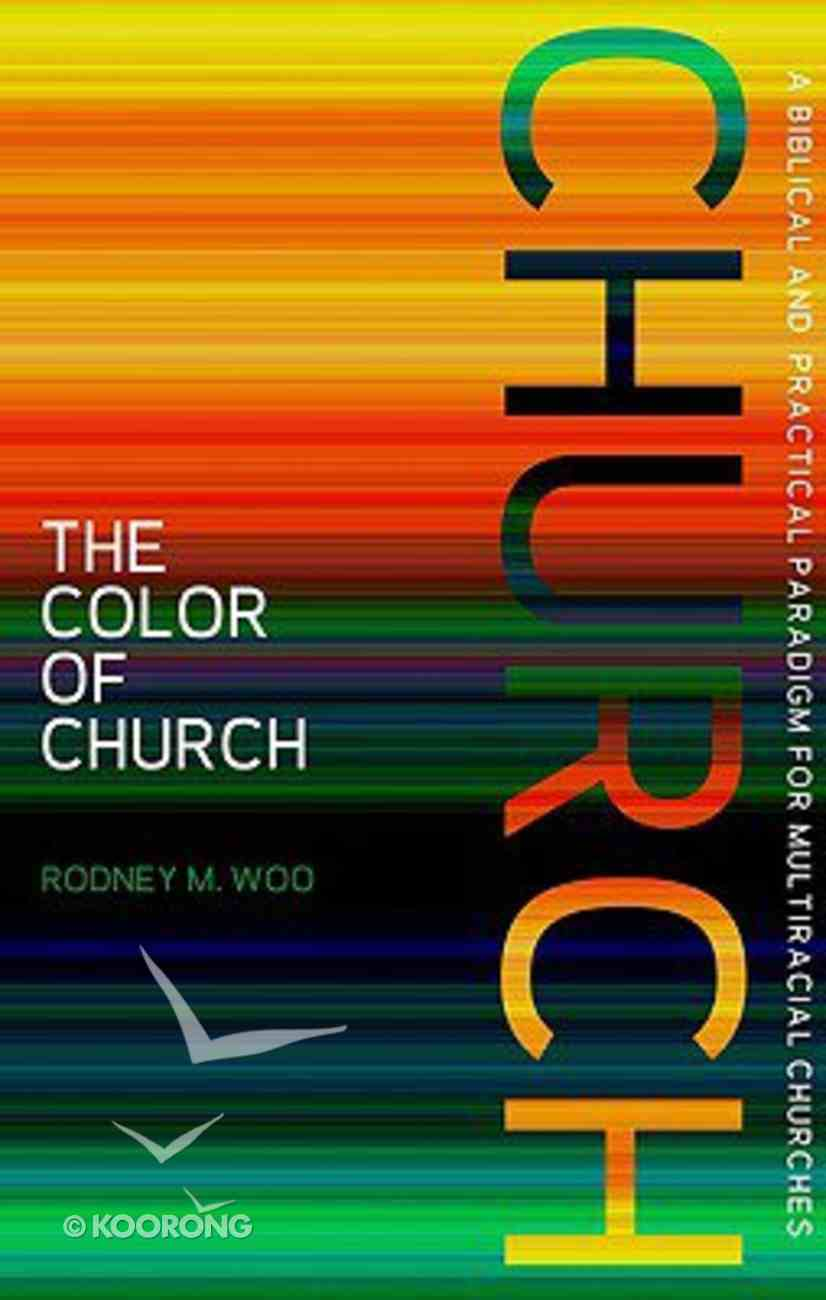 The Colour of Church Paperback