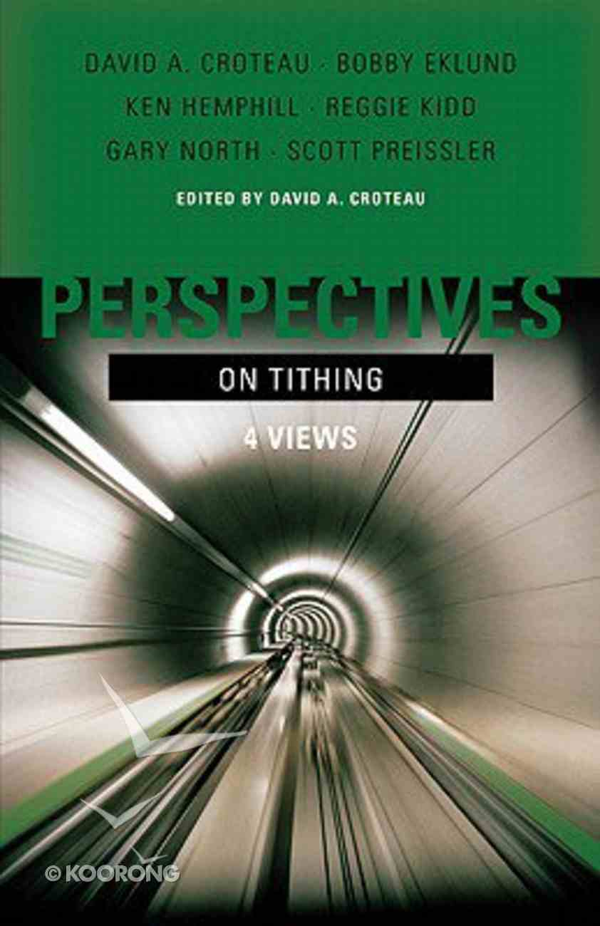 Perspectives on Tithing Paperback