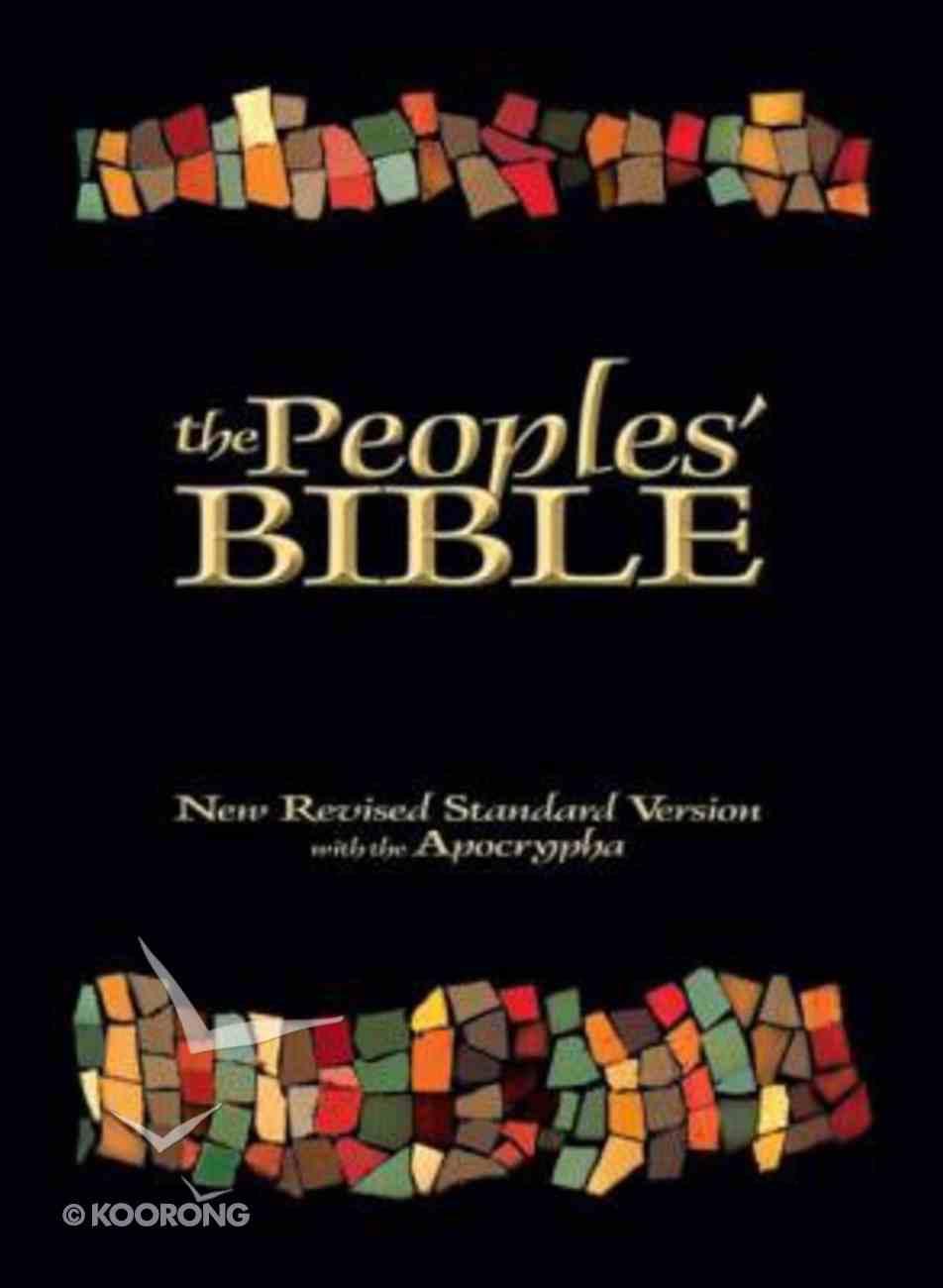 The NRSV People's Bible (With Apocrypha) Hardback