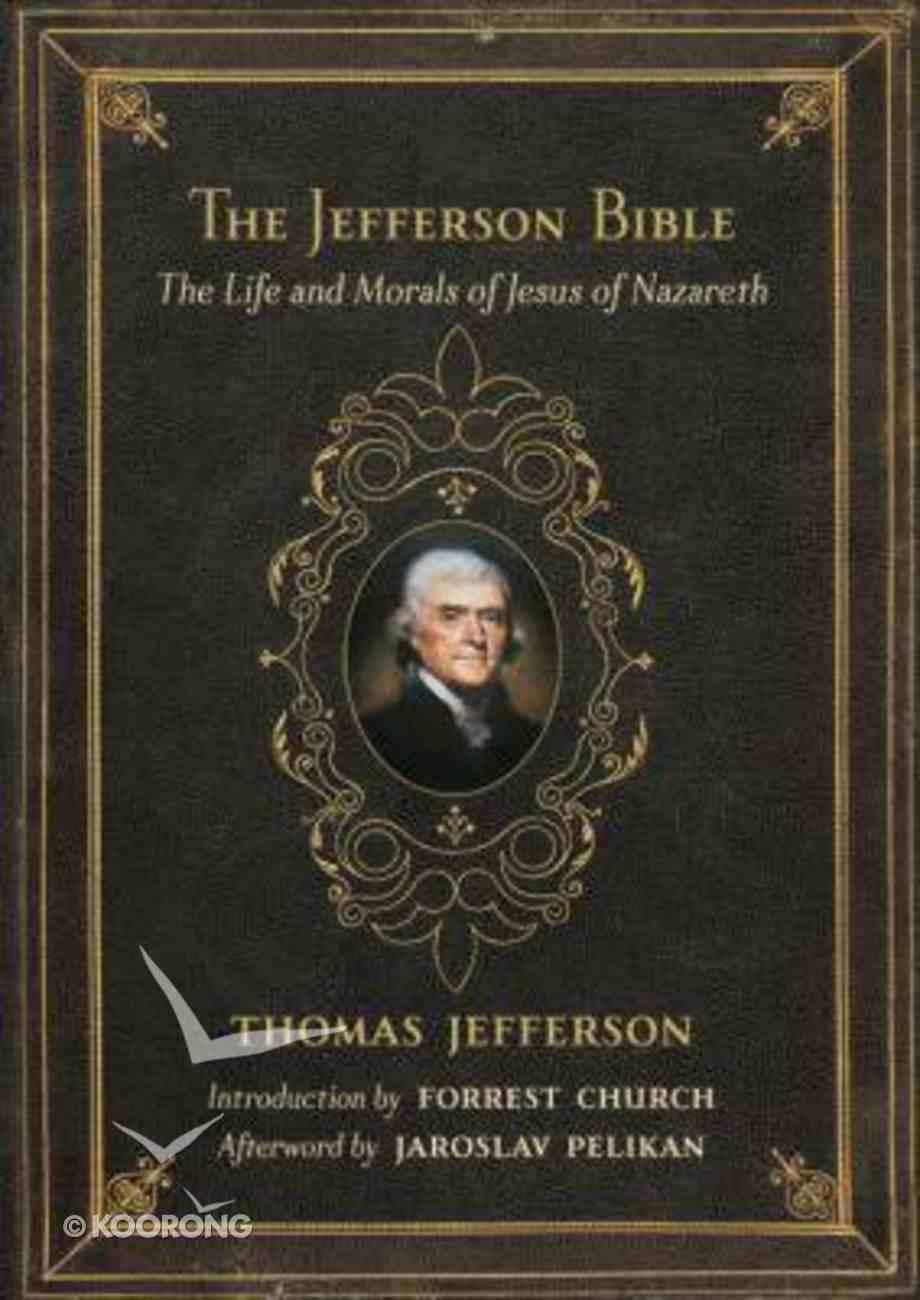 The Jefferson Bible Hardback