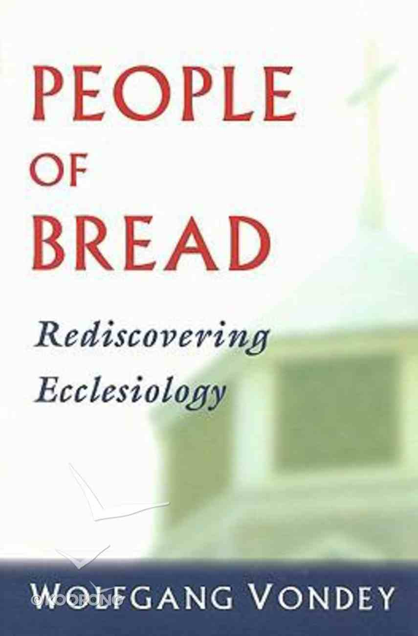 People of Bread Paperback