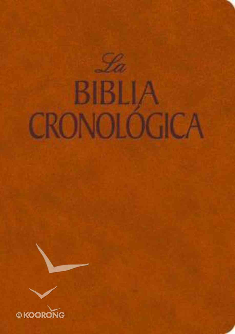 La Biblia Cronologica (The Daily Bible) Bonded Leather