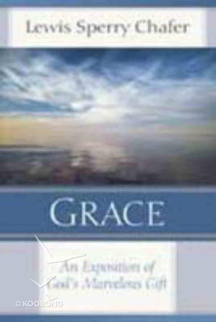 Grace (2nd Edition) Paperback