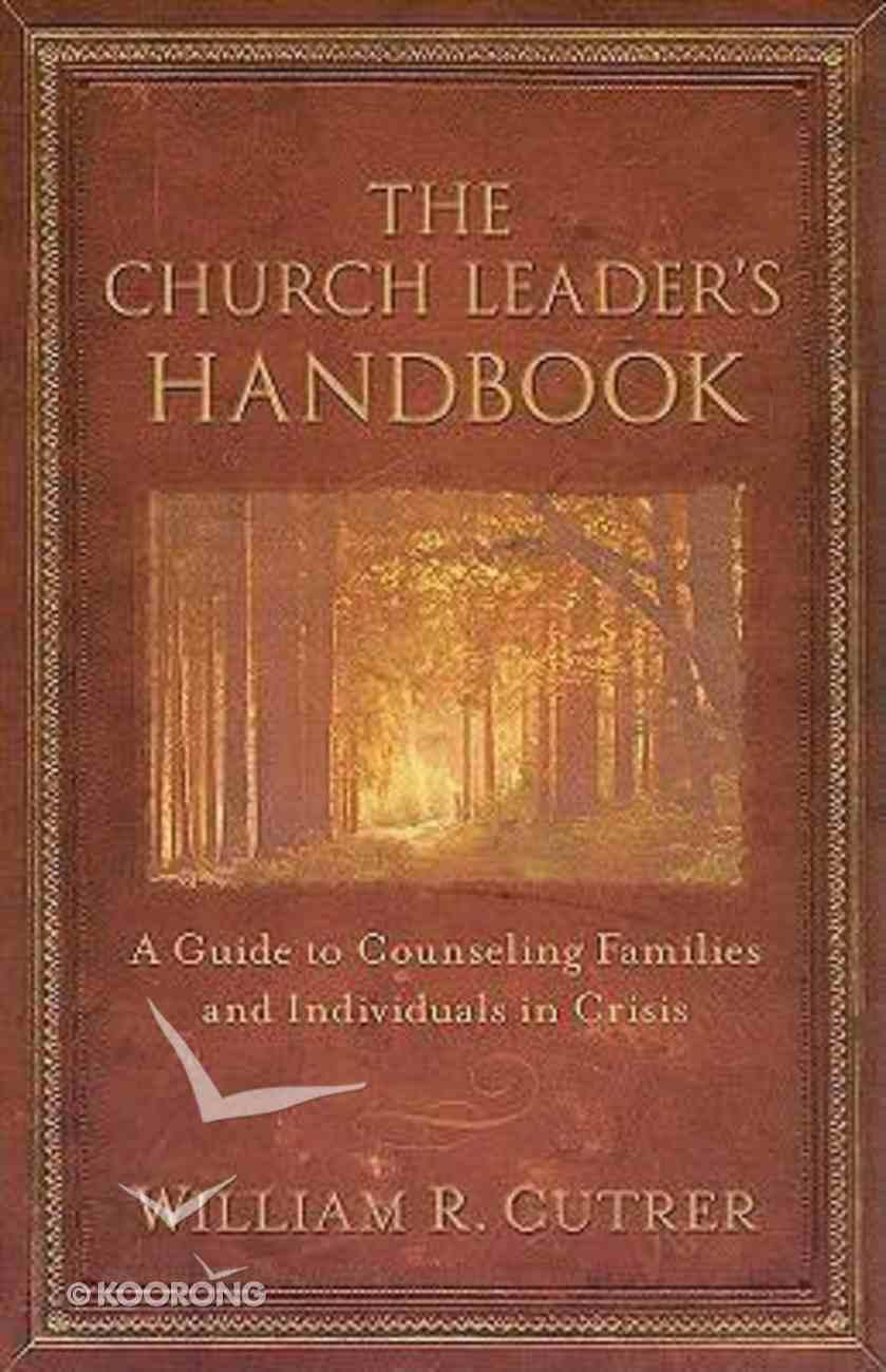 The Church Leader's Handbook Paperback