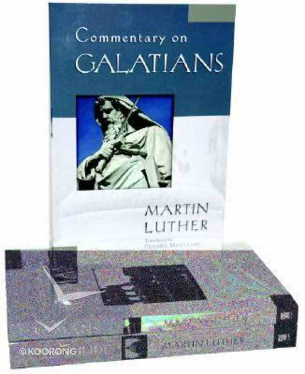 The Essential Martin Luther Commentary Set Paperback
