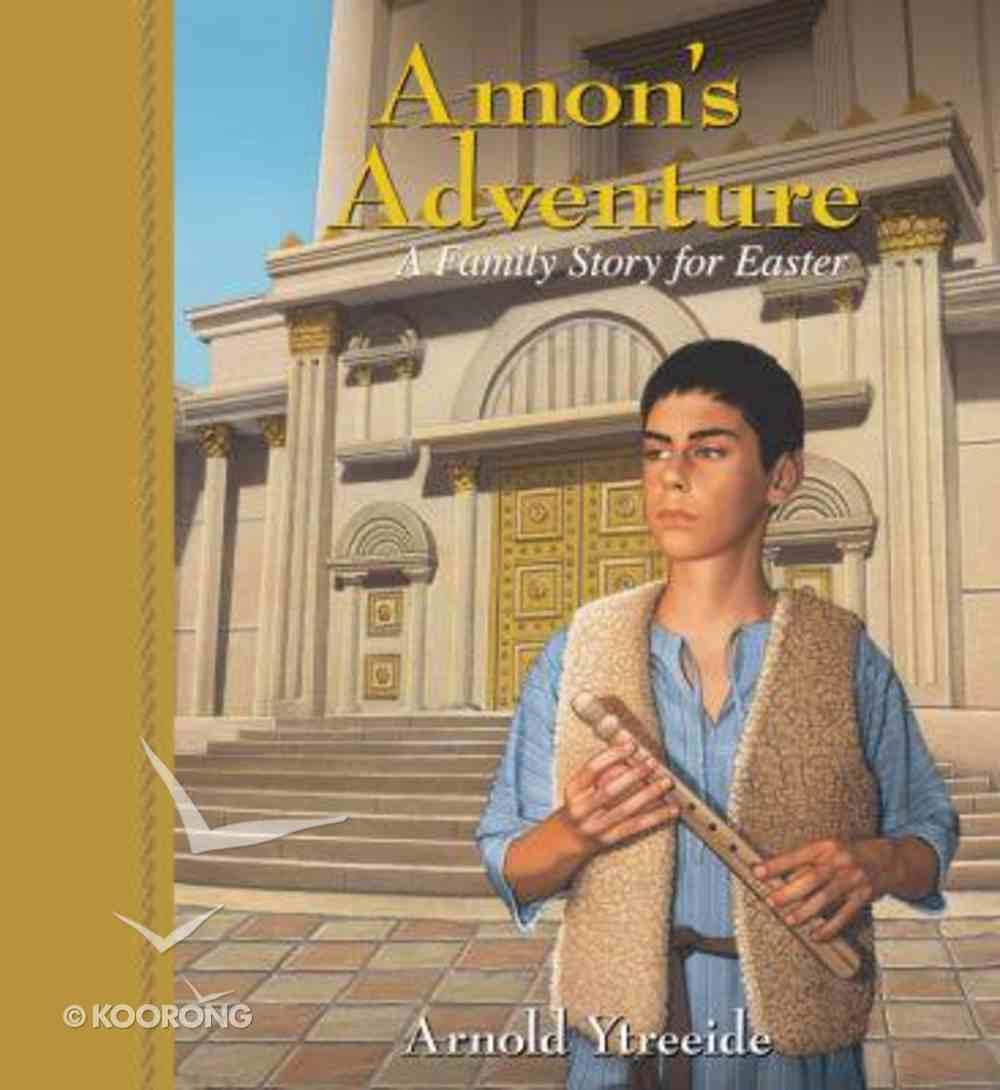 Amon's Adventure Paperback