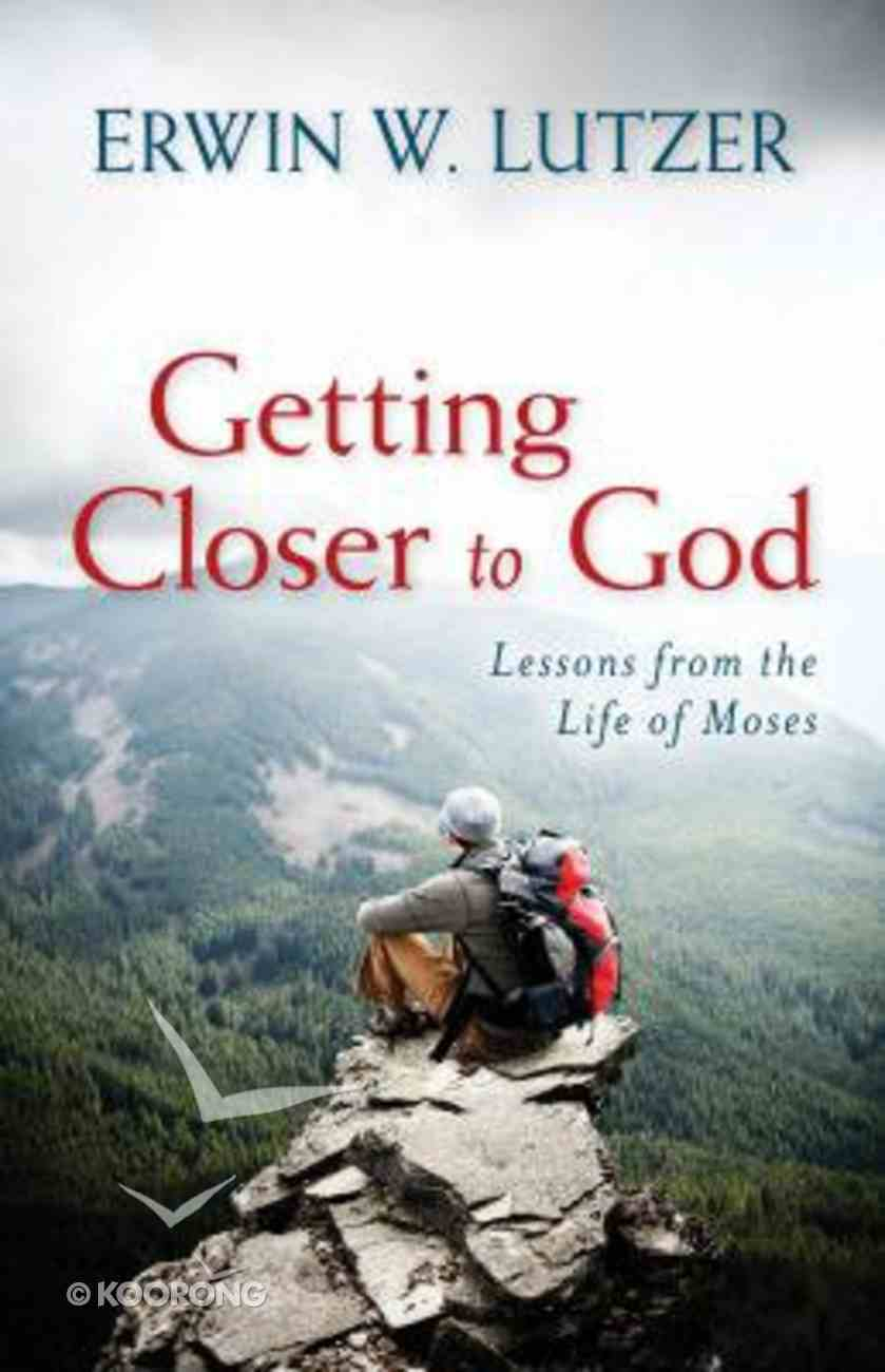 Getting Closer to God Paperback