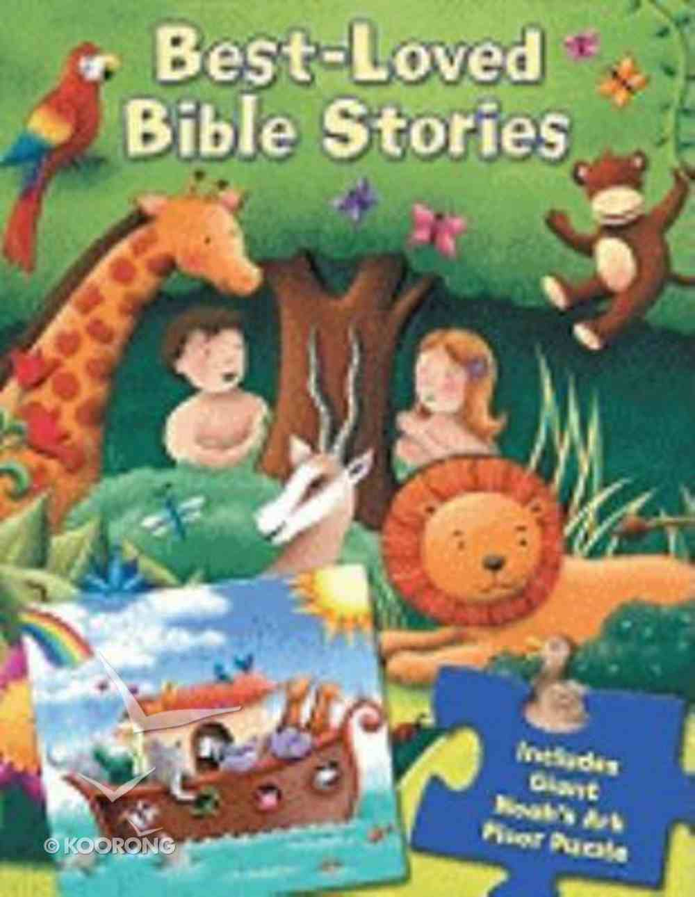 Best-Loved Bible Stories Board Book