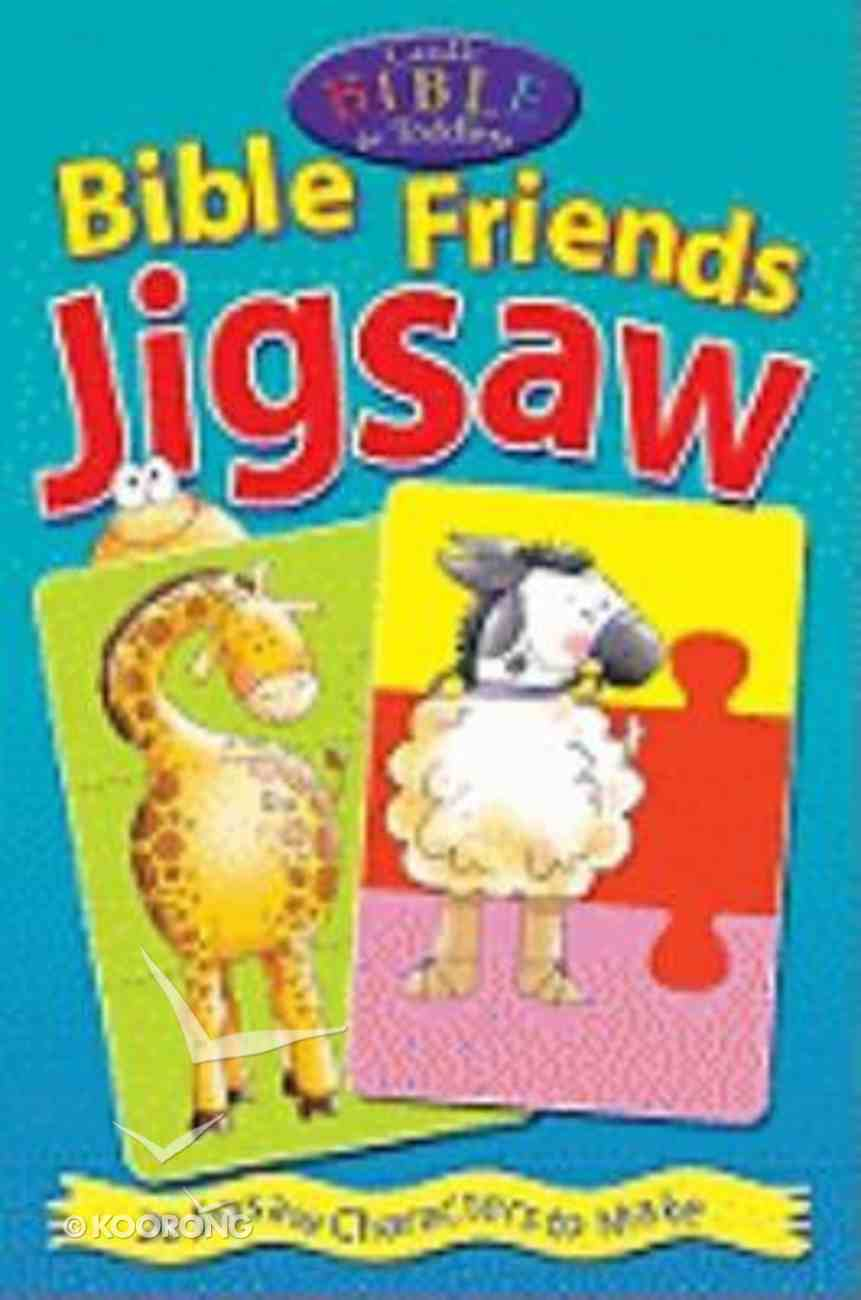 Bible Friends Jigsaw (Candle Bible For Toddlers Series) Box
