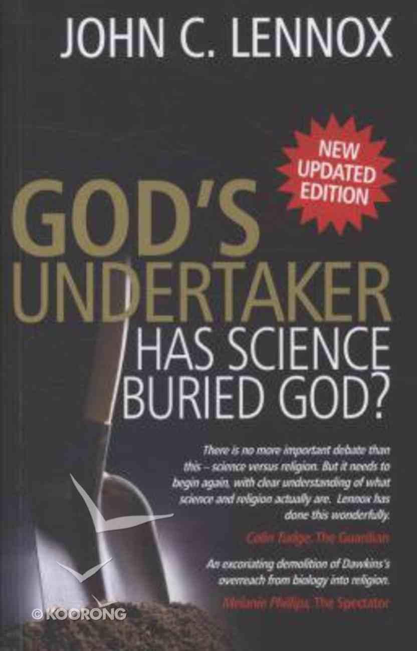 God's Undertaker Paperback