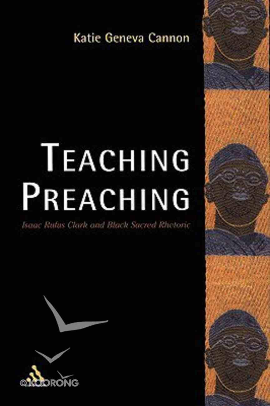 Teaching Preaching Paperback