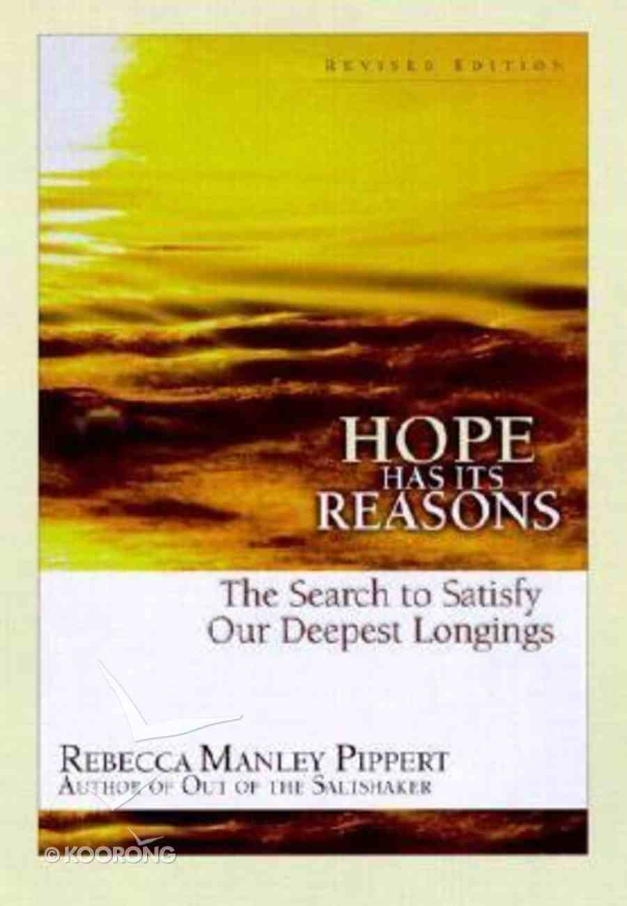 Hope Has Its Reasons Paperback