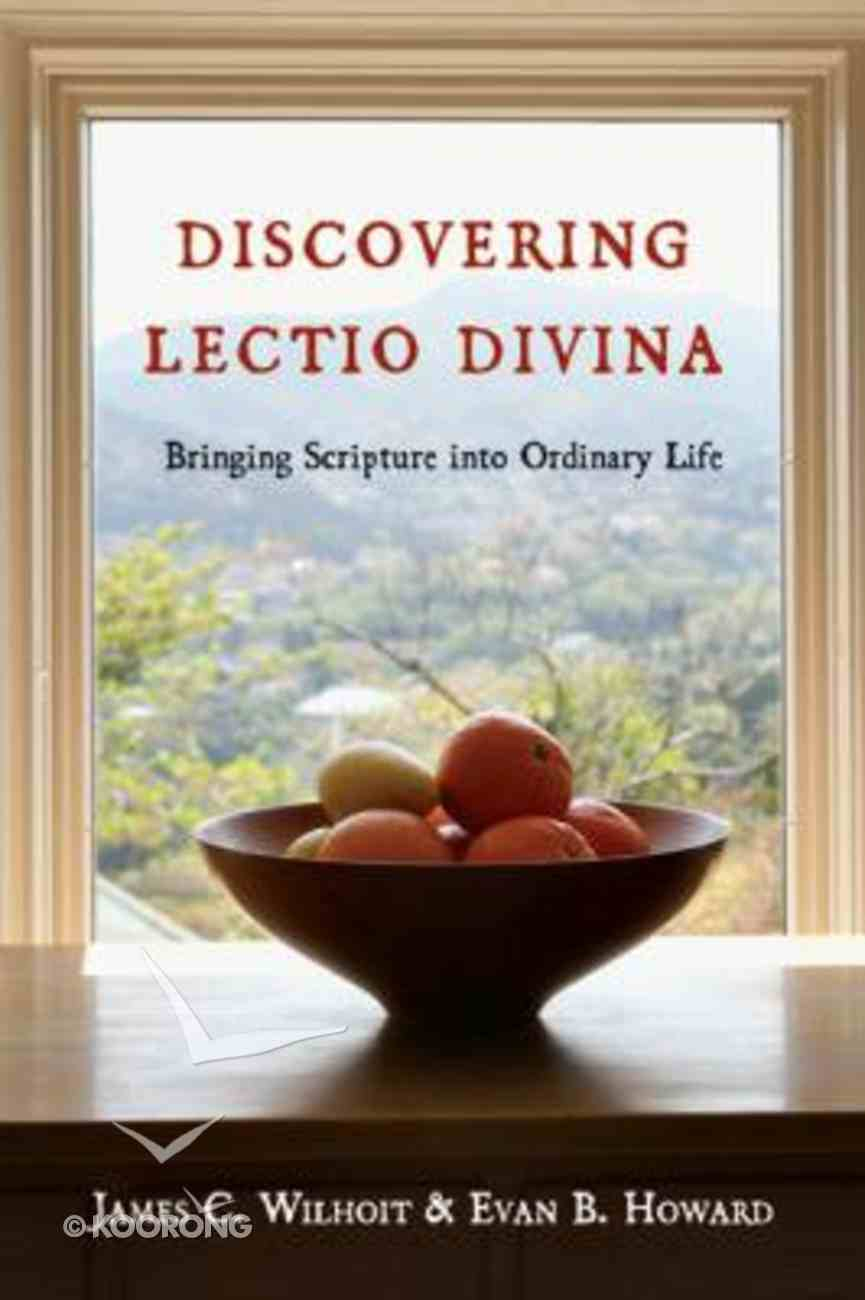 Discovering Lectio Divina Paperback